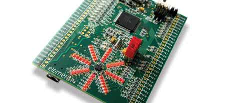 Konkurs element14 i Freescale