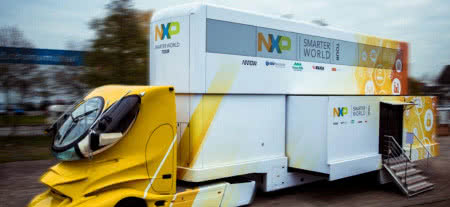 NXP Smarter World Tour w Gdyni