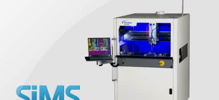 System conformal coating w SiMS