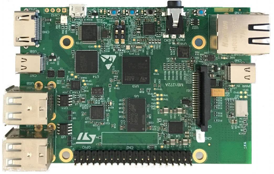 STM32MP - na pewno znacie? | Elektronika B2B