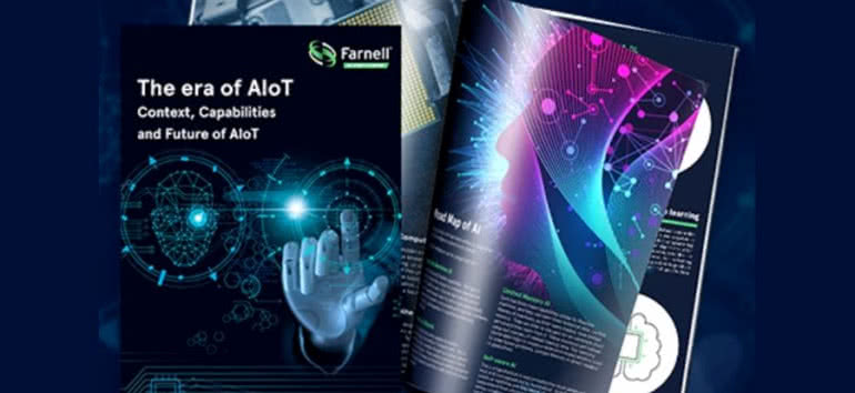 "Nowy ebook Farnella: ""The era of AIoT: Context, Capabilities and Future of AIoT"""